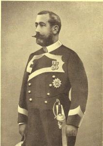 Tomas Rocabertí-Boxadors Dameto i de Verí (1840-1898). Conde de Peralada